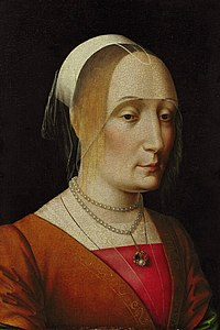 'Portrait of a Lady', oil on panel painting by Benedetto Ghirlandaio, 15th century, Minneapolis Institute of Arts.jpg