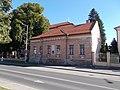 'Zalaegerszeg, Zrínyi Gimnázium' bus stop, 32 Rákóczi Street, 2020 Zalaegerszeg.jpg