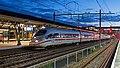 's-Hertogenbosch ICE treinstel 4610 als ICE 124 omgeleid naar Amsterdam Centraal (15972972041).jpg
