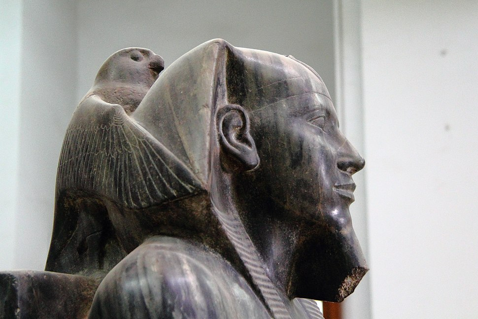Ägyptisches Museum Kairo 2016-03-29 Chephren 03