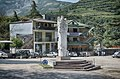 Çorovodë, Skrapar, Albania – Main square 01.jpg