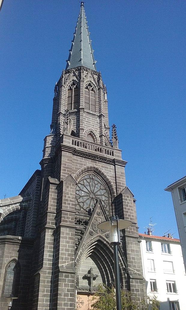 Monument historique à Clermont-Ferrand