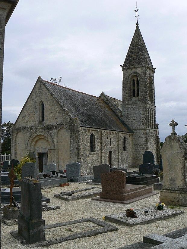 Monument historique à Port-en-Bessin-Huppain