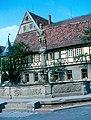 Öhringen Brunnen Marktplatz 19640528.jpg