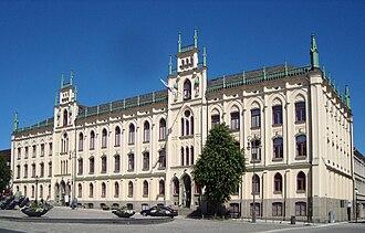 Örebro Municipality - Örebro Town Hall