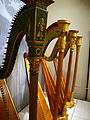 ČMH chordofony harfy detail.JPG
