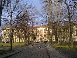 Krowodrza - Image: Łobzów 333