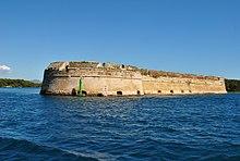 La fortezza di San Nicolò patrimonio mondiale dell'umanita dal 2017