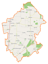 Żelazków (gmina) location map.png