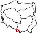 Żywiecczyzna in Poland.png