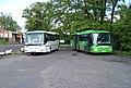 Žatec, autobusové nádraží, AD Podbořany a BusLine.jpg