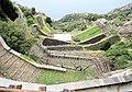Κήποι στο μοναστήρι της Σιμωνόπετρας - panoramio.jpg