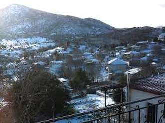 Drakovouni - Image: Το χωριό μας