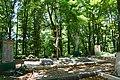 Бабин, Братська могила 236 воїнів Радянської Армії загиблих при звільненні села, в центрі села.jpg