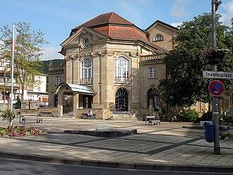 Kurtheater Bad Kissingen - The theatre of Bad Kissingen