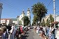 Винничане в Спас перед Свято-Преображенским кафедральным собором.JPG
