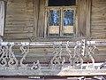 Владимирская обл., Гороховец, Нагорная улица, дом 2, Шориных дом. Верхнее окно.jpg