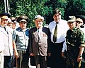 Герои России Дорофеев А.В. и Козлов О.А.. 131-я ОМСБр, Майкоп 1998..jpg