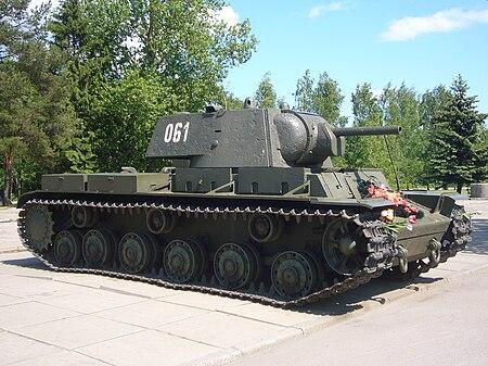 Xe tăng Kliment Voroshilov