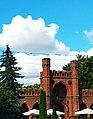 Калининград. Росгартенские ворота.jpg