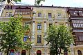 Київ, Будинок житловий в якому проживали О. В. Баранецький і М. Й. Шапіро, Пушкінська вул. 33-а.jpg