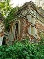 Комсомольский р-н, Писцово, часовня Воскресенской церкви, вид 3.jpg