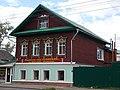 Кострома, жилой дом городской усадьбы, Ленина, 57А.jpg