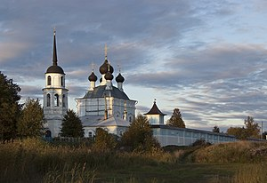Ostashkovsky District - The Church of the Entry of the Theotokos into the Temple in Kravotyn