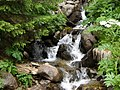 Малко водопадче край туристическата пътека за х.Демяница - panoramio.jpg