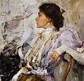 Н.Фешин Пані в бузковому (1908).jpg