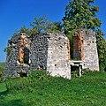 Оборонна башта (руїни), грот (мур.), с.Свірж.Фото.jpg