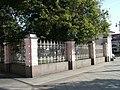 Ограда; Собор святого апостола Андрея Первозванного; Санкт-Петербург.jpg
