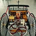 Основные узлы первого автомобиля. Реплика автомузея УГМК.jpg