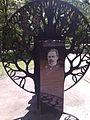 Памятная доска Гузовскому. Роща названа в честь ученого-лесовода Бронислава Ильича Гузовского.jpg