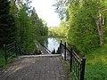 Парк с каскадными прудами. Средний пруд. Валуево.jpg