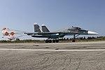 Полеты российской авиации с аэродрома Хмеймим (Сирийская Республика) (9).jpg