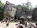 Поляницький регіональний парк - скелі Довбуша (3).jpg