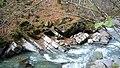 """Река Пръскалска-по пътеката за водопад """"Видимско пръскало"""",Praskalska river - panoramio (2).jpg"""