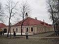 Санкт-Петербург. Петропавловская крепость. Инженерный дом. 1748-49гг..JPG