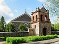 Субатская католическая церковь - panoramio.jpg