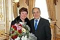 С первым Президентом Республики Татарстан Минтимером Шаймиевым, 2006 год.jpg