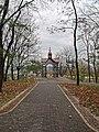 Трьохсвятительська вул. альтанка DSCF6026.JPG