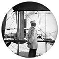Фотопленки Поля Надара (1890). Пароход Баку — Узун-Ада. 10. Генерал Анненков на мостике.jpg