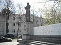 Ярославль, памятник Некрасову.jpg