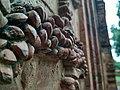 বাঘা মসজিদের দেয়ালে পোড়া মাটির ফলক (১৭).jpg