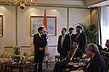 นาย S.M. Krishna รัฐมนตรีว่าการกระทรวงการต่างประเทศอิน - Flickr - Abhisit Vejjajiva (4).jpg
