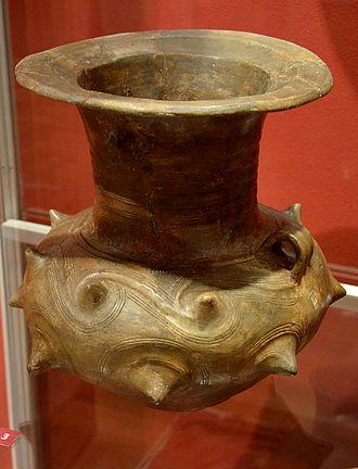 Ottomány culture - Pottery