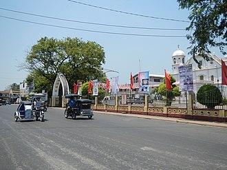 Orion, Bataan - Downtown area