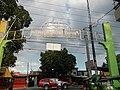0164jfChurch San Isidro Holy Cross Halls Roads Caloocan Cityfvf 04.JPG