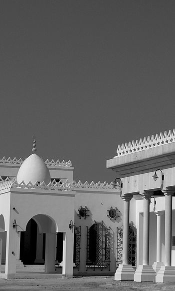 English: Old Palace - Doha - Qatar